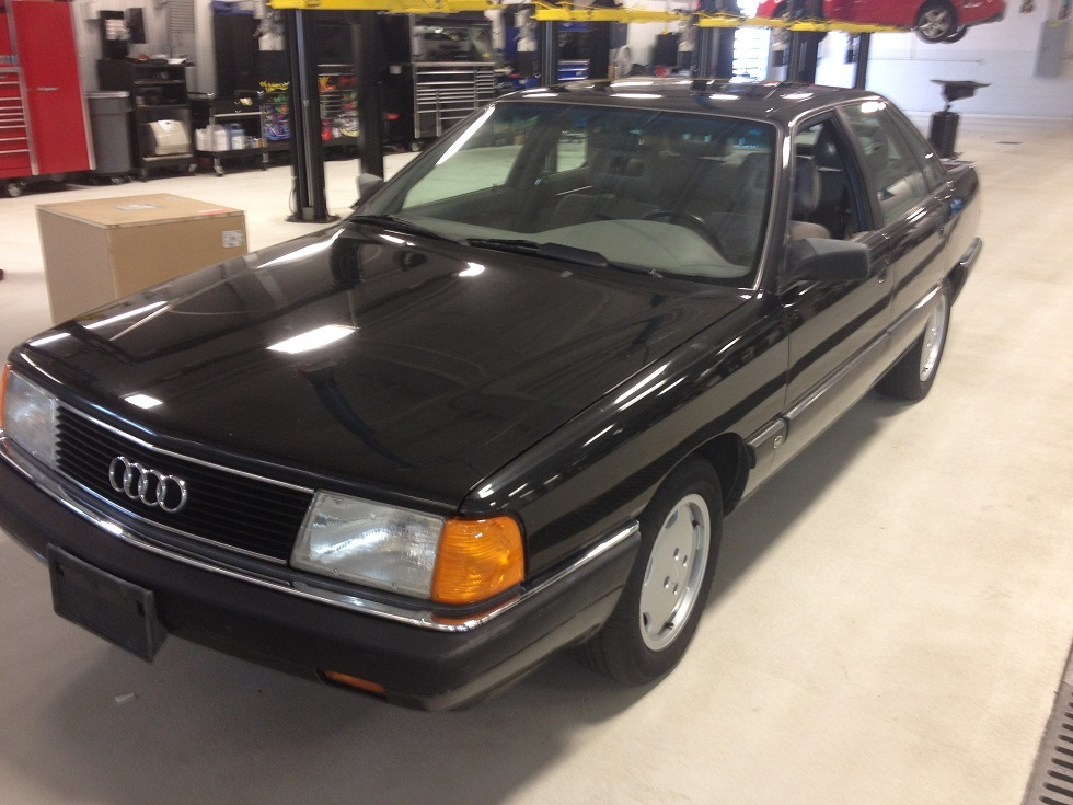 1988 Audi 5000s Amp 1991 Audi 100s Sold Quattro Kings