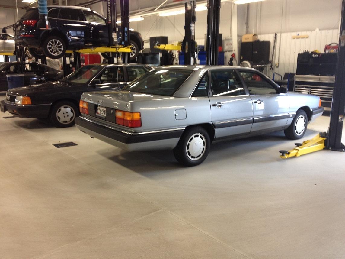 1988 Audi 5000s Amp 1991 Audi 100s Sold Quattro Kings