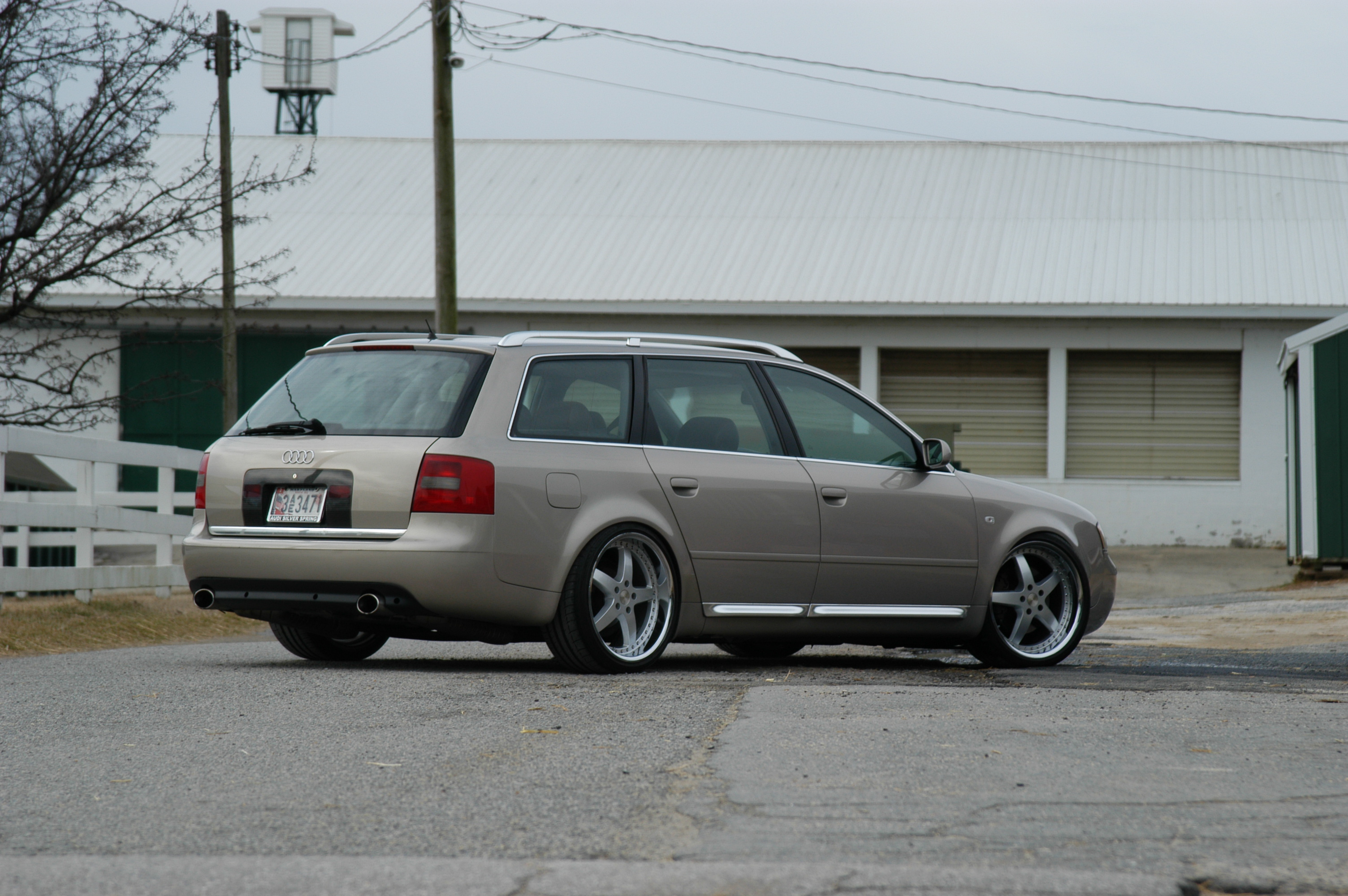 One Mean Grocery Getter – Quattro Kings