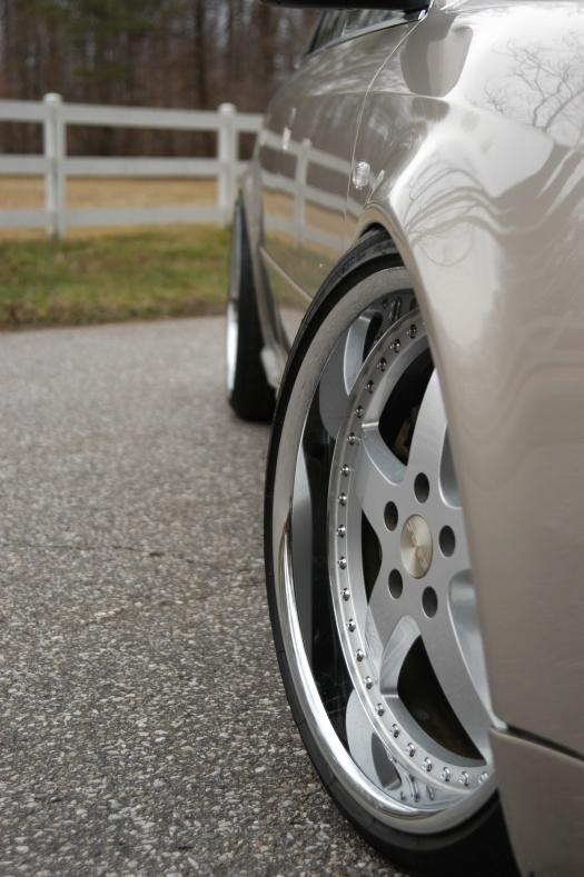 Audi A6 Avant Wheels