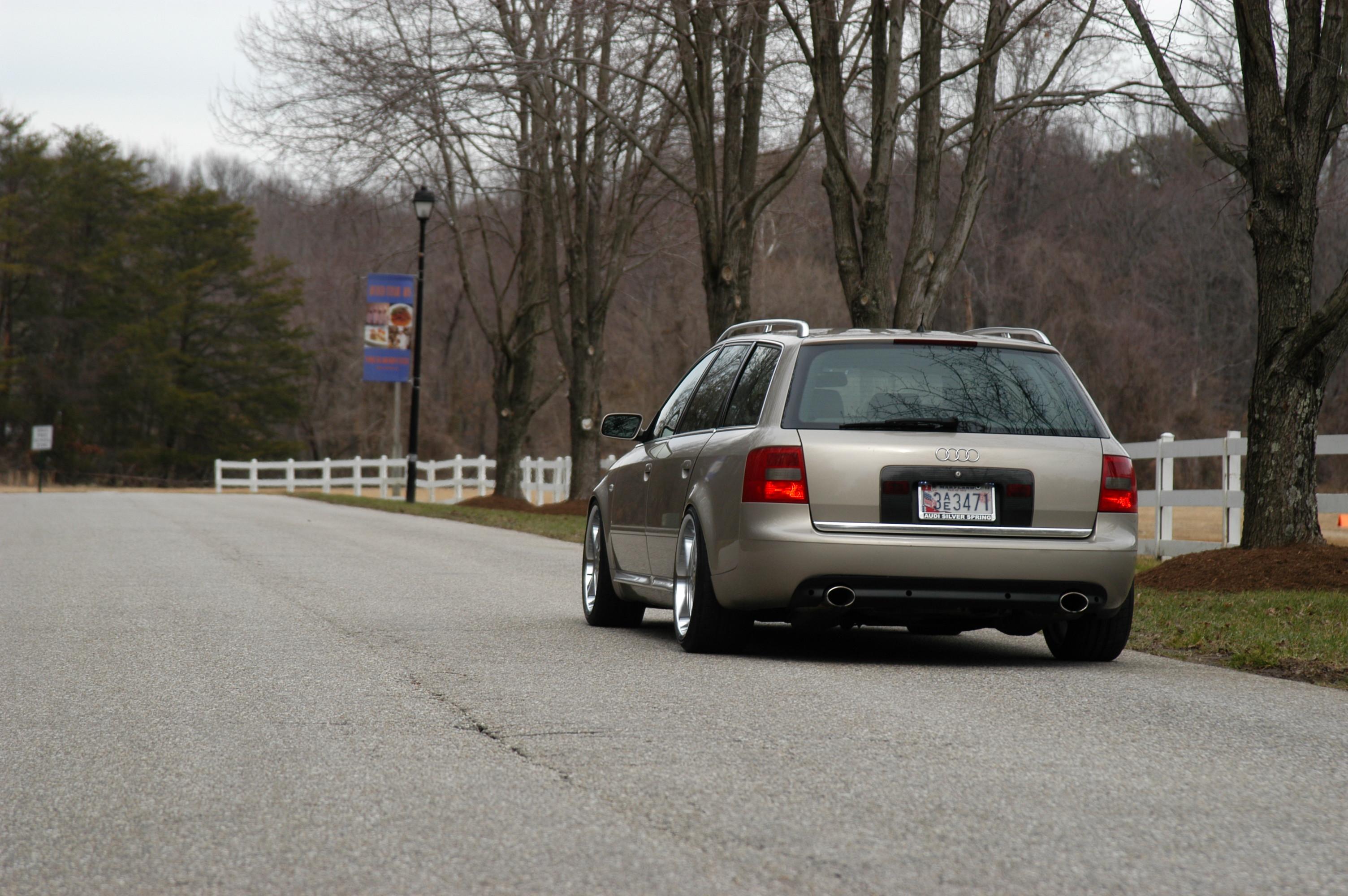 2000 A6 Avant